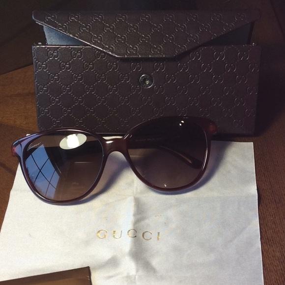 69faf6f6d69 Gucci Other - Authentic Gucci sunglasses